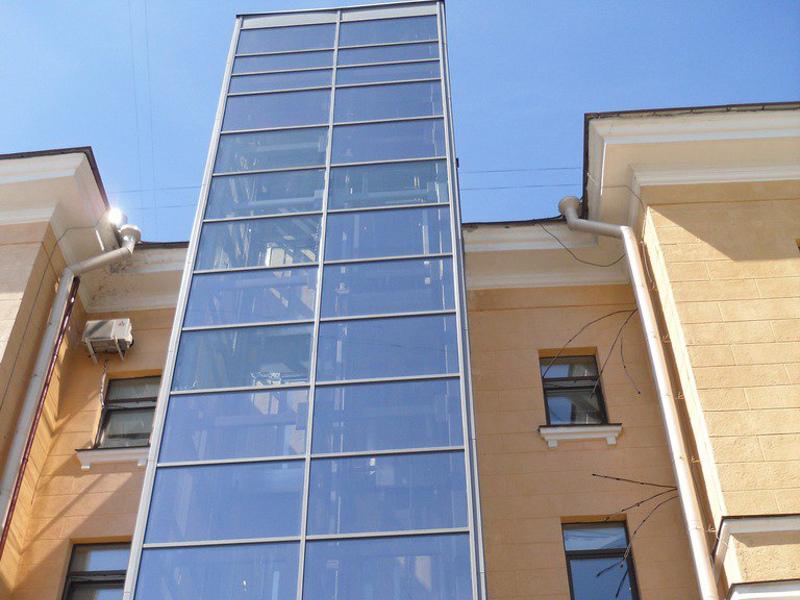 Архитектурная тонировка (м2)