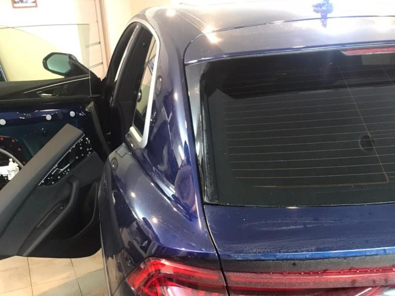Тонировка автомобиля
